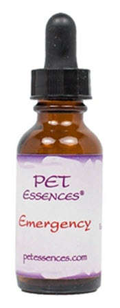 Use after an accident, for stressful situations, trauma. Helps prevent shock and is calming. Can be put on skin if animal is unconscious. Available from www.carolesdoggieworld.com