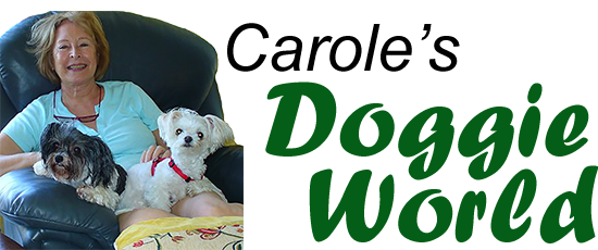 Carole's Doggie World logo